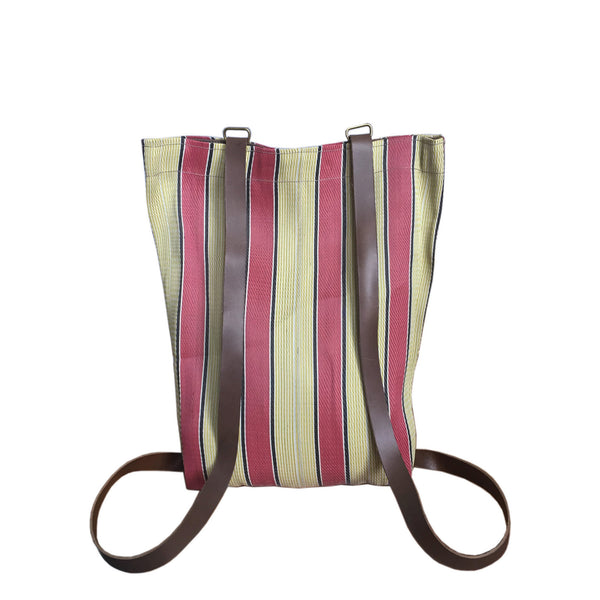 Spencer Devine Assam Market Totepack Bag
