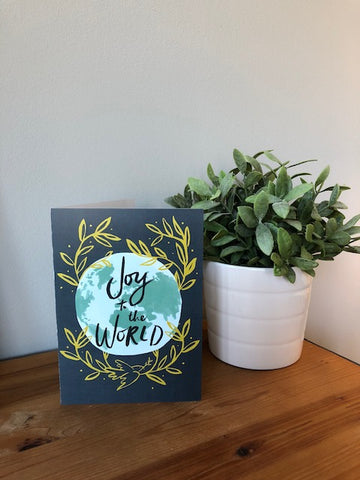 Joy to the World - In Your Honor Card
