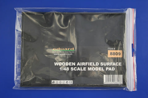 Eduard Wooden Airfield Surface 1/48(8809)