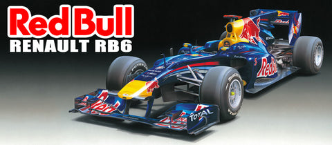 Tamiya 20067 Red Bull Racing Renault RB6(20067)