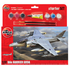 AIRFIX STARTER SET HARRIER GR9 1:72(55300)