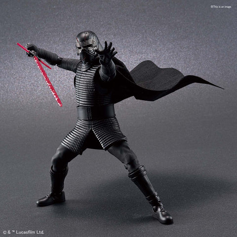 Bandai Star Wars 1/12 KYLO REN (STAR WARS: THE RISE OF SKYWALKER) 5058213
