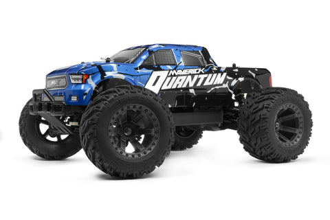 Maverick Quantum MT 1/10 4WD Brushed Electric Monster Truck (MV150100 )