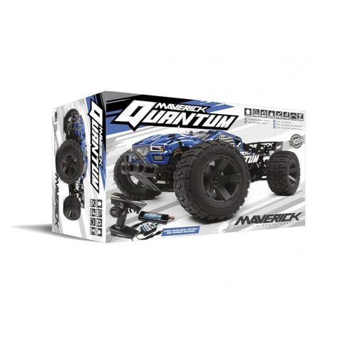 Maverick 1/10 Quantum XT 4WD Brushed Electric Truggy    (MV150105)