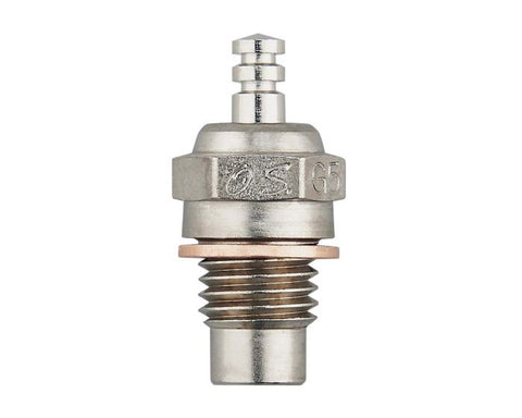 OS Engines Glow Gasoline Engine Plug G5, GGT15