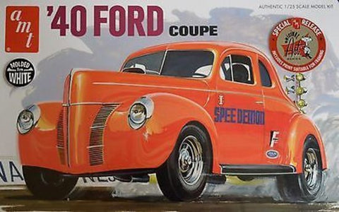 AMT 1/25 1940 Ford Coupe Original Art Series(730)