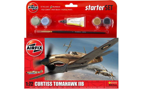 AIRFIX Curtiss Tomahawk IIB (A55101)
