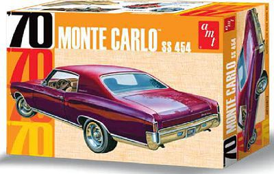 AMT 1970 Chevy Monte Carlo(928)