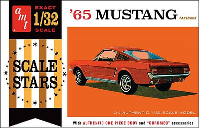 AMT 1965 Ford Mustang Fastback(1042)