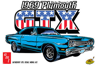 AMT Dirty Donny 1969 Plymouth GTX(1065)