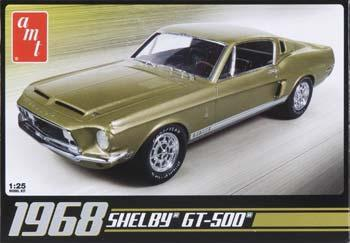 AMT 1/25 1968 SHELBY GT500(AMT634)