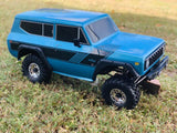 Team Redcat Racing Gen8 Scout II 1/10 Scale Crawler Truck, blue