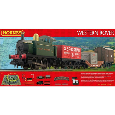 Hornby Western Rover Electric Model Train Set R1211