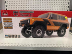 Team Redcat Racing Gen8 Scout II 1/10 Scale Crawler Truck, orange