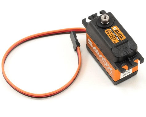 "Savox SC-1267SG ""Super Speed"" Digital Steel Gear Servo (High Voltage)"