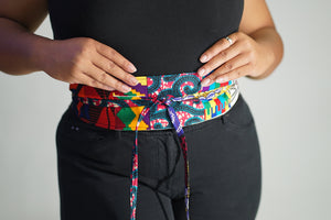 Zion wrap belt