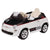 Fiat 500, Peg Perego, 12V, White/Black