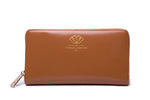 Long wallet – Brown