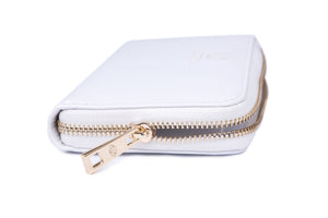 Long wallet – White