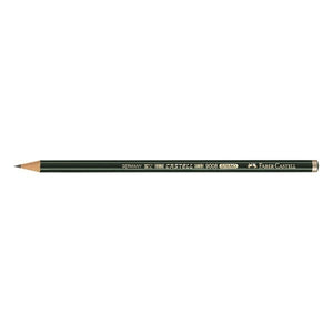 Pencil Faber-Castell 119802 Steno 9008 2B Green (Refurbished A+)