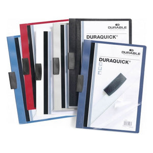 Refillable storage binder Duraquick A4 20 Sheets (Refurbished A+)