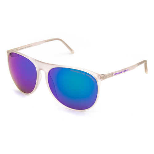 Unisex Sunglasses Porsche P8596-A White (ø 58 mm)