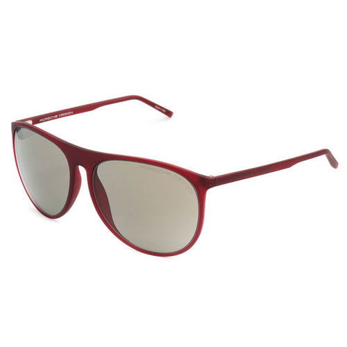 Unisex Sunglasses Porsche P8596-C Red (ø 58 mm)