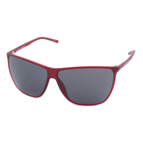 Unisex Sunglasses Porsche P8612-D Red (Ø 61 mm)