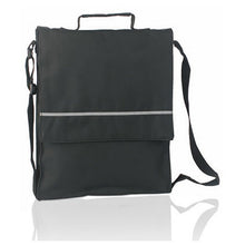 Load image into Gallery viewer, Document Holder with Flap and Shoulder Strap 148652