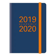 Carregar imagem no visualizador da galeria, Agenda LETTS Memo 2019/20 Orange (Refurbished A+)