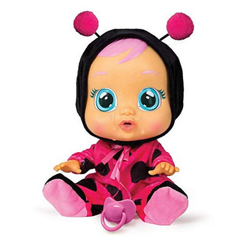 Baby Doll Lady IMC Toys Cry Babies Pink (Refurbished C)