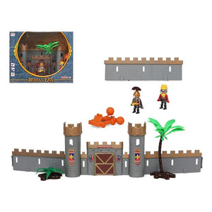 Playset Castle Roman man 118903