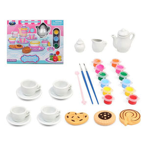 Craft Set Tea Time 119930 (21 pcs)