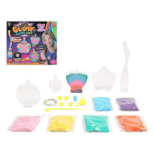 Craft Set Glow Art 112060