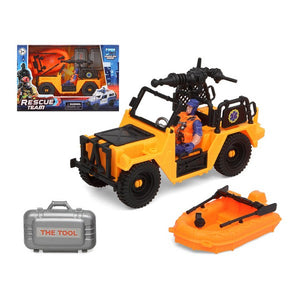 Playset Rescue Team Yellow
