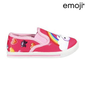 Children's Casual Trainers Emoji 72975