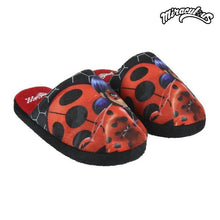 Load image into Gallery viewer, House Slippers Lady Bug 73301 Red
