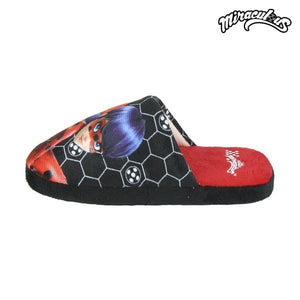 House Slippers Lady Bug 73301 Red
