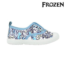 Load image into Gallery viewer, Children's Casual Trainers Frozen 73566 Blue
