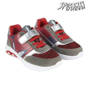 LED Trainers Spiderman 73600 Red