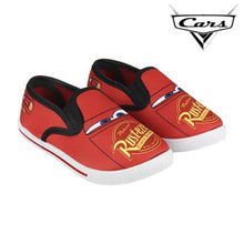 Load image into Gallery viewer, Children's Casual Trainers Cars 73604 Red