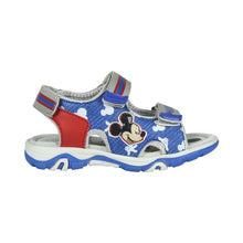 Load image into Gallery viewer, Children's sandals Mickey Mouse 73642 Grey