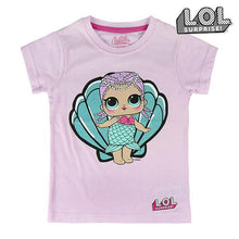 Load image into Gallery viewer, Child's Short Sleeve T-Shirt LOL Surprise! 74094