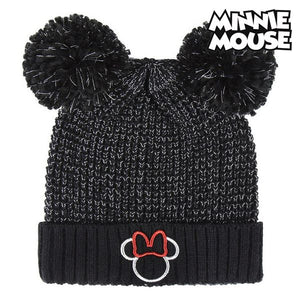 Hat Minnie Mouse Black