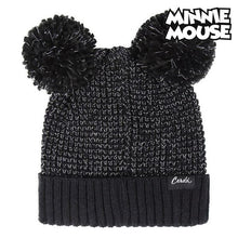 Load image into Gallery viewer, Hat Minnie Mouse Black