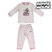 Load image into Gallery viewer, Children's Pyjama Minnie Mouse 74685 Pink