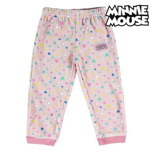 Children's Pyjama Minnie Mouse 74685 Pink