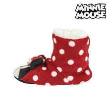 Carregar imagem no visualizador da galeria, House Slippers Minnie Mouse Red