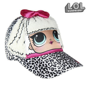 Child Cap LOL Surprise! 75326 White (53 Cm)