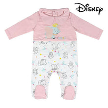 Load image into Gallery viewer, Baby's Long-sleeved Romper Suit Dumbo Disney Pink